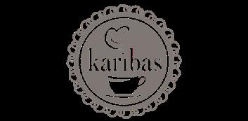 Karibas grey logo